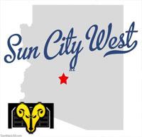 garage door repair in Sun City West , AZ